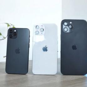Добре известният британски магазин на калъфи сравнява iPhone 12 с iPhone 11 и SE