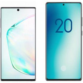 Samsung Galaxy Note 20 и Note 20 Ultra в снимки: открване на разлики