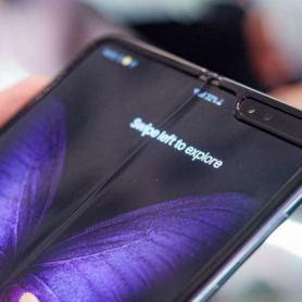 Реална снимка на Samsung Galaxy Z Fold 2 потвърди основните детайли на дизайна