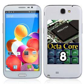 Смартфони с осемядрен MediaTek MTK6592 8-ядра с 1.7Ghz