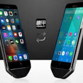 Jijia Mesuit - Калъфът, който превръща iPhone в двусимов за Android