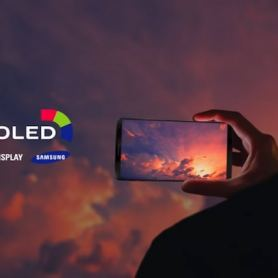 Samsung обяви Galaxy S8 дисплей