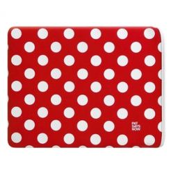 Pat Says Now Pouch Red Polka Dot - неопренов калъф за iPad, iPad 2