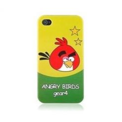 Faceplate Angry Birds 1 - поликарбонатов кейс за iPhone 4