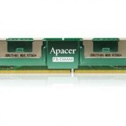 Apacer  AP4096DLFE667K2   DDR2 server Dell  2x2Gb kit