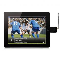 Elgato Eye TV mobile DVB-T TV Tuner - гледайте телевизия на iPhone 4S, iPad 3, iPad 2