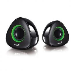 Тонколони GENIUS SP-U150X 3.5W USB Green ПРОМОЦИЯ