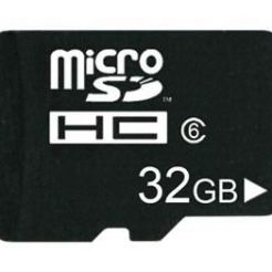 32GB Micro SD HC SDHC Class 6 TF Flash Memory Card -  памет карта
