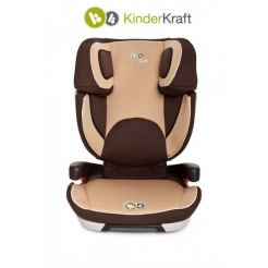 KinderKraft Cocoon столче за кола с Isofix бежово