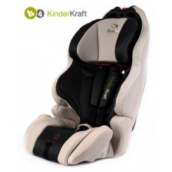 KinderKraft Smart столче за кола бежово