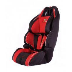 KinderKraft Smart столче за кола червено
