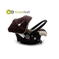 KinderKraft KIDDY кошче за кола кафяво