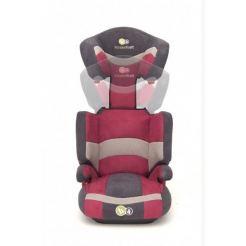 KinderKraft Junior столче за кола червено