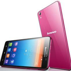 Lenovo S850 цена, 2 сим карти, 4-ядрен Android смартфон (розов)