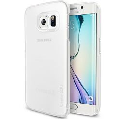 Ringke Slim Case - поликарбонатов кейс за Galaxy S6 Edge (прозрачен мат)
