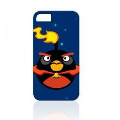 Gear4 Angry Birds Space Fire Bomb - поликарбонатов кейс за iPhone 5