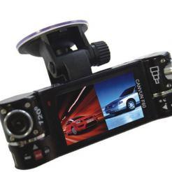 5 MP авторегистратор с две камери, модел F60