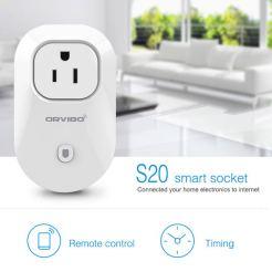 Orvibo Wiwo Switch - безжично управление на потребителската ви техника (за iOS и Android)