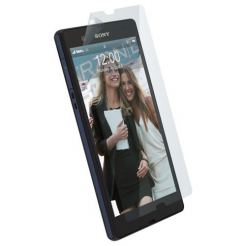 Krusell Screen Protector - изключително здраво защитно покритие за Sony Xperia Z
