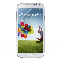 Belkin ScreenGuard HD - защитно покритие за Samsung Galaxy S4 (два броя)
