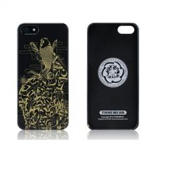 Tunewear ArtWall Case - дизайнерски кейс за iPhone 5 (дизайн - Shizentomotel)