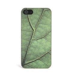 Tucano Delicatessen Leaf - поликарбонатов кейс за iPhone 5