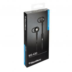 BlackBerry Premium Headset WS-430 - слушалки с микрофон за Blackberry Z10 и други