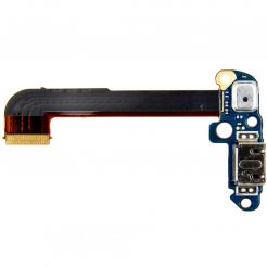 HTC microUSB Connector Flex Cable - оригинален лентов кабел с microUSB конектор за HTC One M7