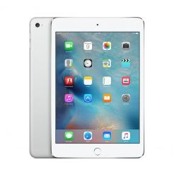Apple iPad mini 4 Wi-Fi + 4G, 128GB, 7.9 инча, Touch ID (сребрист)