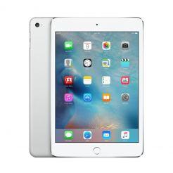Apple iPad mini 4 Wi-Fi + 4G, 64GB, 7.9 инча, Touch ID (сребрист)