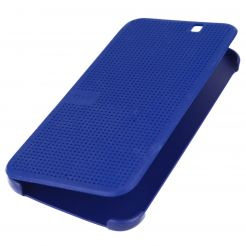 HTC Case Dot Flip HC M231 - оригинален кейс с активен капак за HTC One 3 M9 (син)