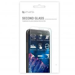 4smarts Second Glass - калено стъклено защитно покритие за дисплея на Microsoft Lumia 950XL (прозрачен)