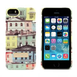 Proporta Ted Baker Hard Shell Case - дизайнерски поликарбонатов кейс за iPhone SE, iPhone 5S, iPhone 5