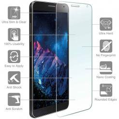 4smarts Second Glass - калено стъклено защитно покритие за дисплея на HTC 10 (прозрачен)