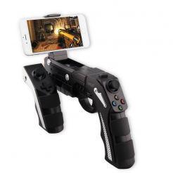iPega Gun BT Remote Controller - безжичен игрови контролер за мобилни устройства под формата на пистолет