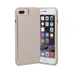 CaseMate Tough Mag Case - кейс с висока защита за iPhone 7 Plus, iPhone 6S Plus, iPhone 6 Plus (златист)