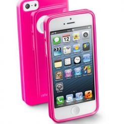 Shoking case за Iphone 5 розов