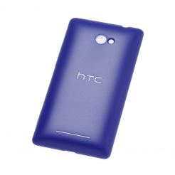 HTC HC C810 WP8X Hard Shell Case - поликарбонатов кейс за HTC WP8X (син)