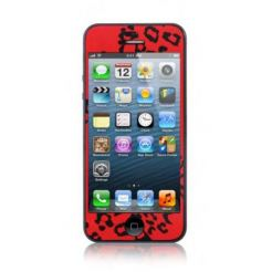 Sex And The City Leopard Screen Guard Protection Film - луксозно защитно покритие за дисплeя на iPhone 5