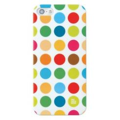 Pat Says Now Polka Dot Case - дизайнерски кейс за iPhone 5