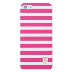 Pat Says Now Marina Pink Case - дизайнерски кейс за iPhone 5