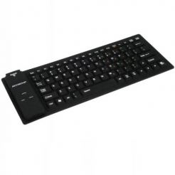 Scosche FreeKEY Water Resistant Keyboard - безжична водоустойчива клавиатура за iOS и Android