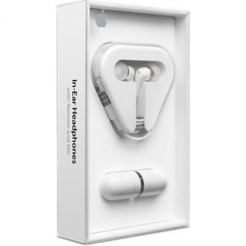 In-Ear Headphones with Remote and Mic - слушалки с микрофон за iPhone, iPod и iPad