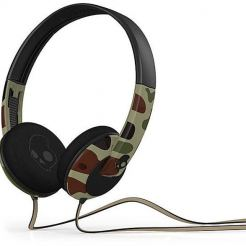 SkullCandy Uprock Camo dB Collection - слушалки за iPhone и мобилни устройства