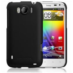 CaseMate Barely There - поликарбонатов кейс за HTC Sensation XL (черен)