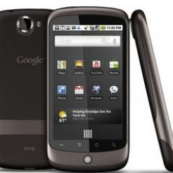 InvisibleSHIELD за HTC Nexus One (пълен комплект)