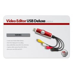 Кепчър за видео NOTLV5EDLX USB VIDEO EDITOR
