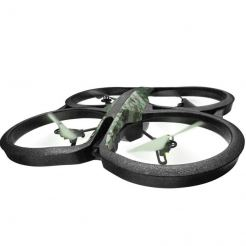 Parrot AR.Drone 2.0 Elite Edition Jungle - квадрикоптер с HD камера управляван от вашия iPhone, iPod, iPad или с Android ОС