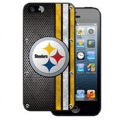 NFL Pittsburgh Steelers Case - поликарбонатов кейс за iPhone 5, iPhone 5S