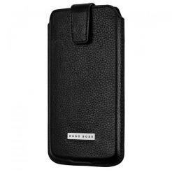 HUGO BOSS Decenti XXL - луксозен кожен калъф за Blackberry Z10, Galaxy S3,S4, HTC One X, Nokia Lumia 920 и др.
